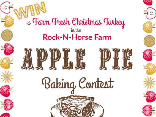 rock n horse farm almonte apple pie contest 2015