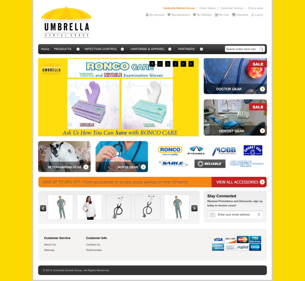 umbrella dental group ontario