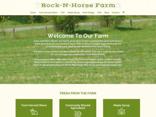 rock n horse farm almonte may 2016